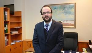Diego Palomo asume como decano en Facultad de Ciencias Jurídicas y Sociales de la U. de Talca