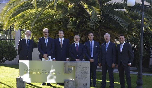 Exitosas V Jornadas Nacionales de Derecho Procesal en Talca