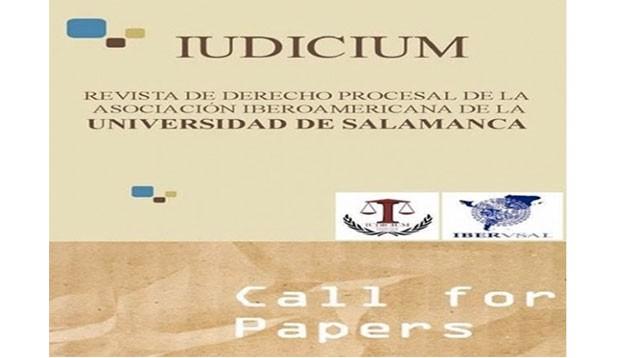 Revista de Derecho Procesal IUDICIUM, de la U. de Salamanca.