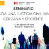 Seminario justicia civil