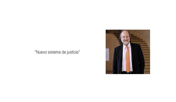 Nuevo Sistema  de Justicia