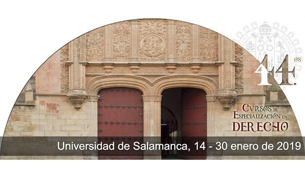 Cursos de Especialización en Derecho en Salamanca
