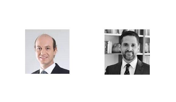 Profesores Simón Zañartu y Jaime Puyol
