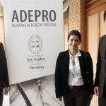 U. de Los Andes crea academia de derecho procesal