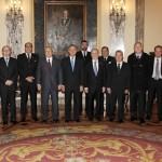 Reforma procesal civil une a los poderes Ejecutivo, Legislativo y Judicial