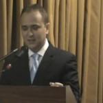 El Dr. Diego Armando Yáñez Meza habla en este video sobre el desplazamiento forzado y acciones en la reparación del daño