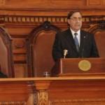 Presidente de la Corte Suprema reiteró anhelo de independencia financiera en inauguración de año judicial