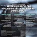 Se reanuda el debate académico sobre reforma procesal civil