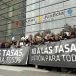 Los abogados europeos piden la derogación de las tasas judiciales