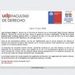 """Charla """"Tendencia jurisprudencial en el arbitraje internacional"""""""