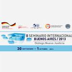"""II Seminario Internacional """"Diálogo sobre los desafíos de las Reformas en materias no penales en América Latina"""""""