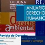 Derecho U. de Chile invita a participar en seis publicaciones y un concurso de tesis de postgrado