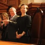 Ministra Chevesich juró como nueva integrante de la Corte Suprema