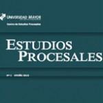 Primer número de la Revista Estudios Procesales