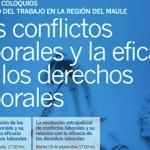 """Charla """"La resolución extrajudicial de conflictos laborales y su relación directa con la eficacia de los derechos laborales"""""""