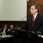 Presidente de la Corte Suprema defiende el sistema procesal penal