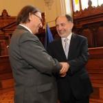 Pleno elige al ministro Sergio Muñoz como presidente de la Corte Suprema