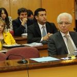 Senado aprueba nominación de juez Carlos Aránguiz como ministro de la Corte Suprema