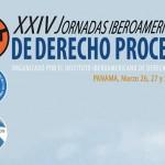 XXIV Jornadas Iberoamericanas de Derecho Procesal en Panamá
