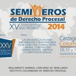 Semilleros de Derecho Procesal 2014