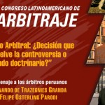 8° Congreso Latinoamericano de Arbitraje | Perú
