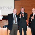 Juan Colombo es distinguido como profesor emérito de la Universidad de Chile