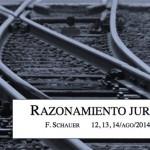 """Seminario """"Razonamiento jurídico"""""""