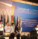 Alumna UDP ganó Concurso Internacional de Derecho Procesal en Colombia