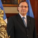 Ex presidente de la Corte Suprema deja el Poder Judicial