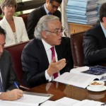 Comisión de constitución del Senado aprueba proyecto de digitalización de procedimientos judiciales