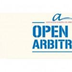 """""""Open de arbitraje"""" se celebrará el próximo 8 de mayo"""