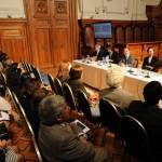 Presidente de la Corte Suprema encabezó reunión ampliada sobre modernización de la justicia civil en Santiago