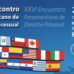 XXVI Encuentro Panamericano de Derecho Procesal - Brasil