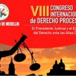 VIII Congreso Internacional de Derecho Procesal – Colombia