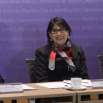 Ministra de Justicia reactiva comisión que coordina funcionamiento del proceso penal