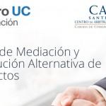 Taller de mediación y resolución de conflictos CAM Santiago-UC