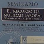 """Seminario sobre """"El recurso de nulidad laboral"""" en Arica"""