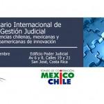 CEJA invita a Seminario Internacional de Gestión Judicial