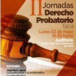 II  Jornadas Derecho