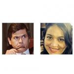 Patricio y Maria Paz