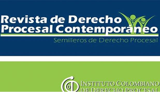 Abierta convocatoria para Revista de Derecho Procesal Contemporáneo 2019